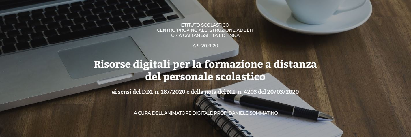 PIATTAFORME DI E-LEARNING